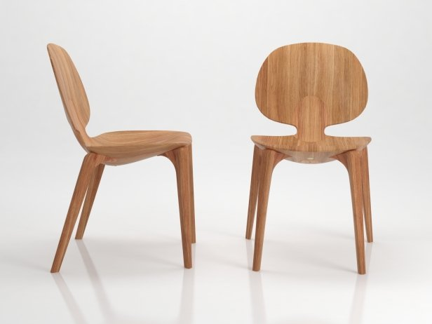 Clad Chair 2