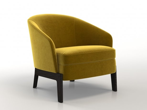 Chelsea Low Chair 1