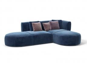553 Bowy 24-51 2-Seater Modular Sofa