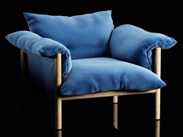 Wilfred Armchair 3