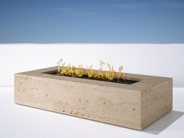 Topanga Natural Gas Fire Table 6