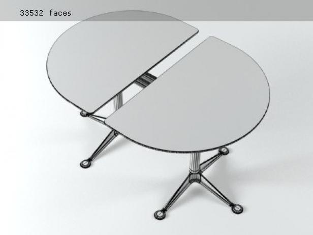 Burdick Group tables 13
