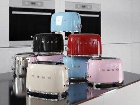 SMEG 50s Retro Style Toaster