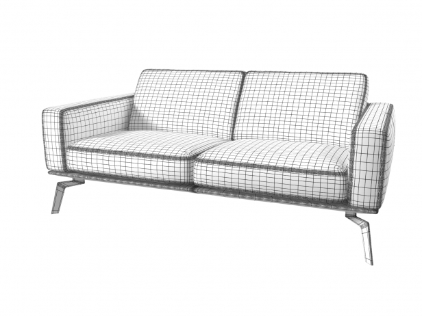 DS-87 2-Seater Sofa 7