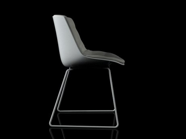 Flow chair sled base 5