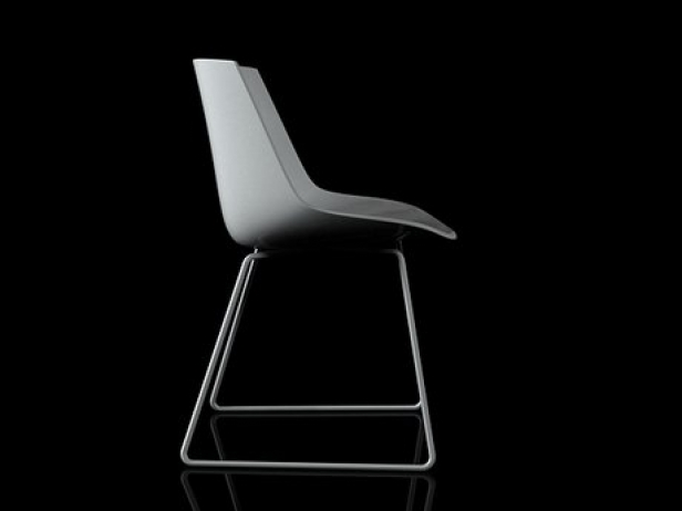 Flow chair sled base 10