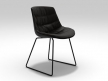 Flow chair sled base 2