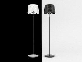 Trama floor lamp