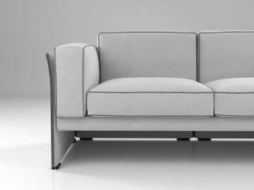 405 Duc 2-seater sofa