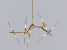 Agnes 10 Lights Chandelier