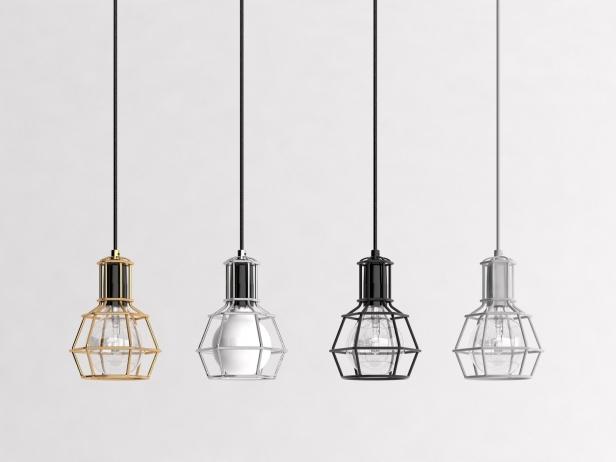 Work Lamp 3d Model Design House Stockholm Sweden