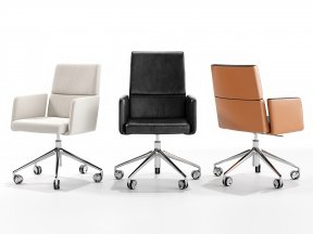 DS-414 Swivel Armchair
