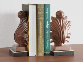 Ancanthus Book End