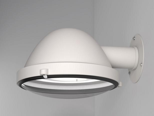 Outsider wall lamp 1