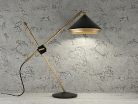 Shear Table Lamp