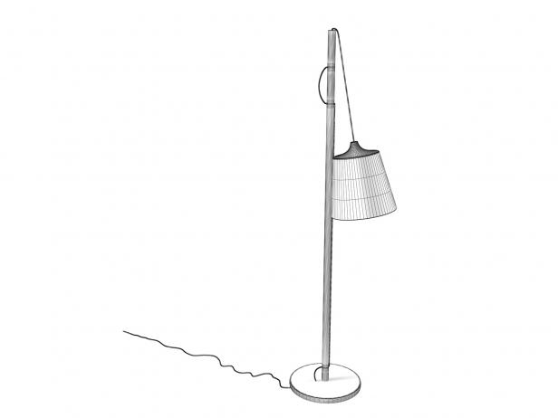 Pull Floor Lamp 4