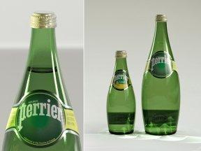 Perrier Bottles