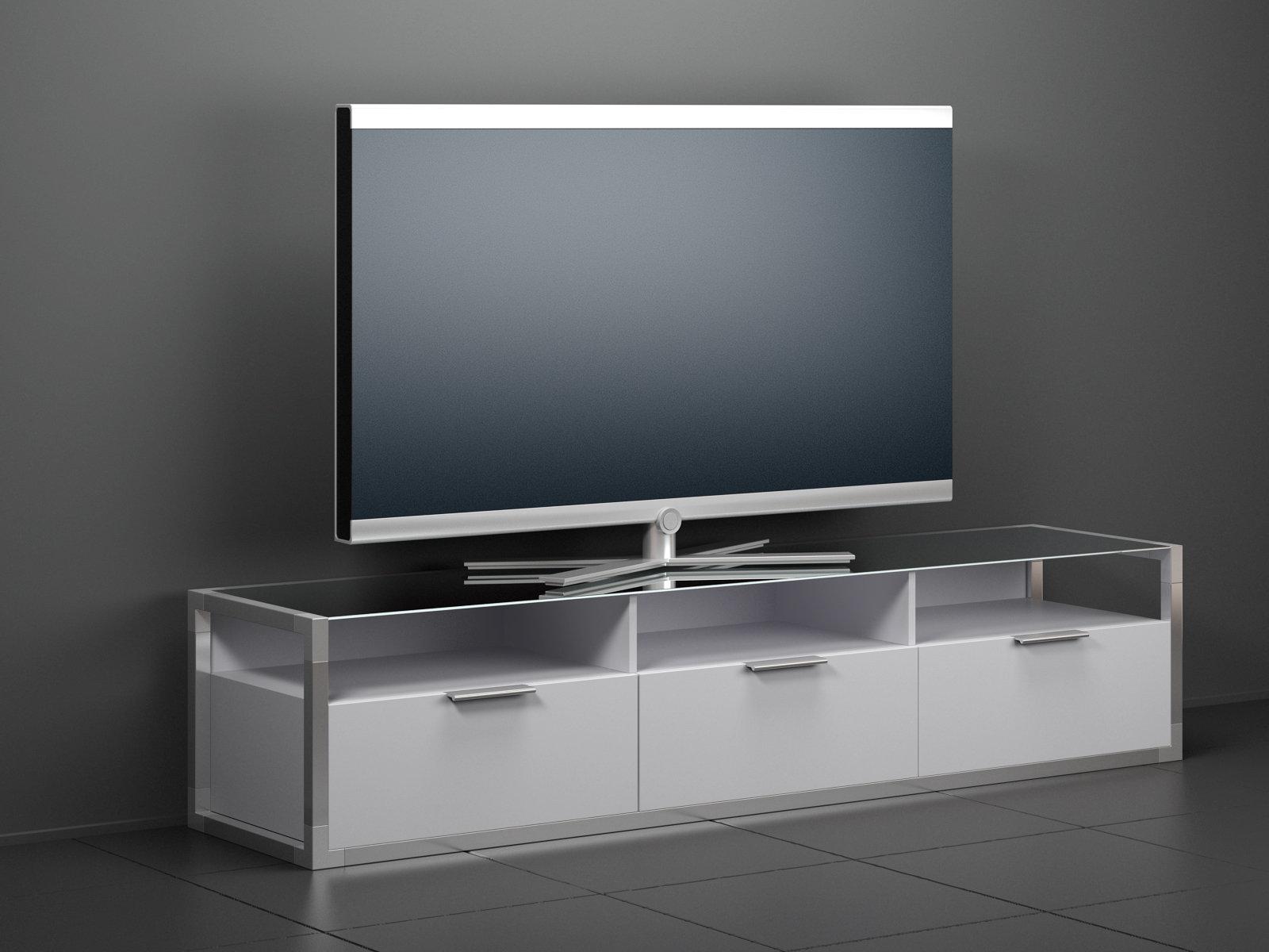 dedicato tv 3d model ligne roset. Black Bedroom Furniture Sets. Home Design Ideas