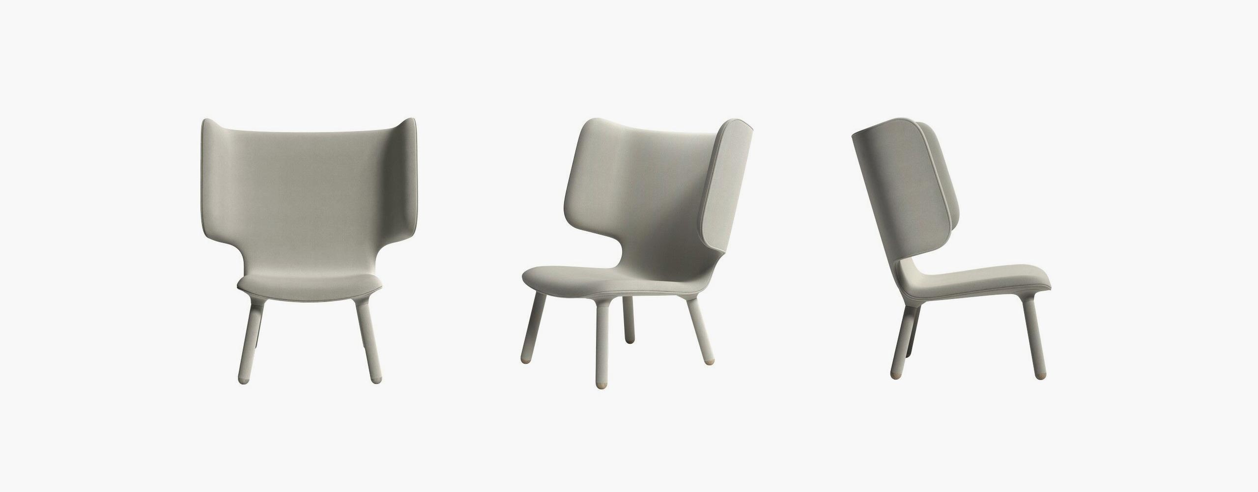 New Works' Tembo chair - 3d model & CGI by Design Connected