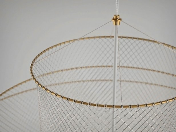Meshmatics Chandelier 4