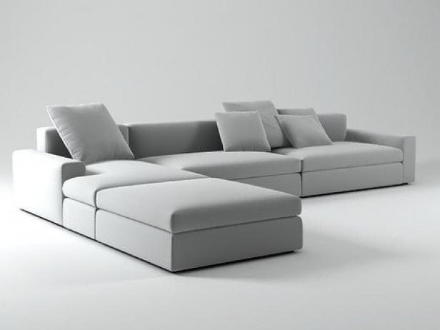dune sofa 3d model poliform. Black Bedroom Furniture Sets. Home Design Ideas