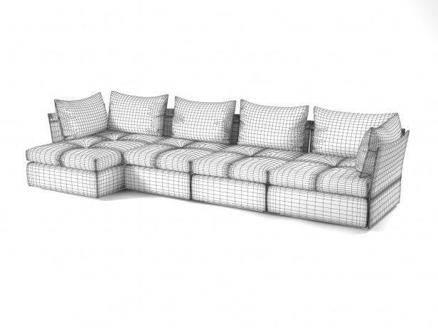 DS-19 Corner Sofa 6