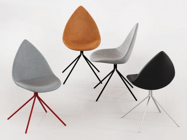 Ottawa Chair 3d Model Boconcept Denmark