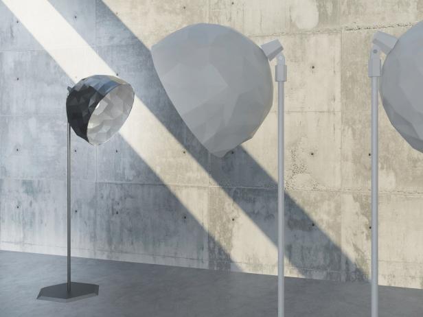 Rock Standing Lamp 7