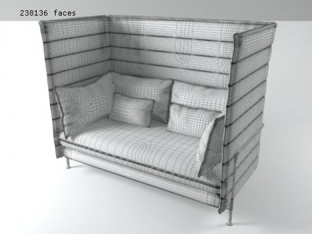 Alcove 2-Seater 18