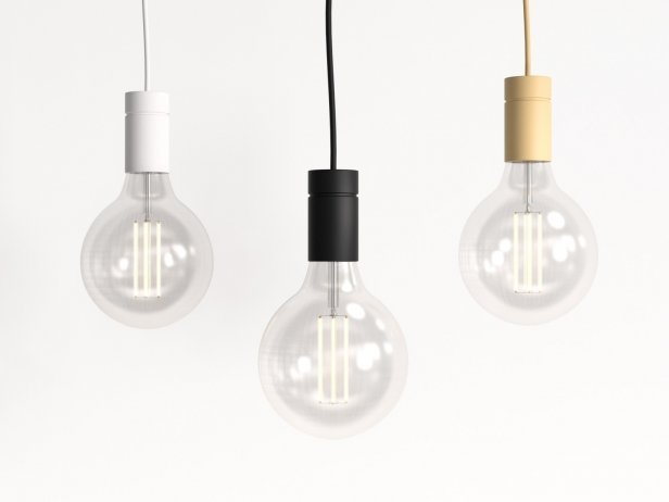 Cylinder Pendant Lamp 1