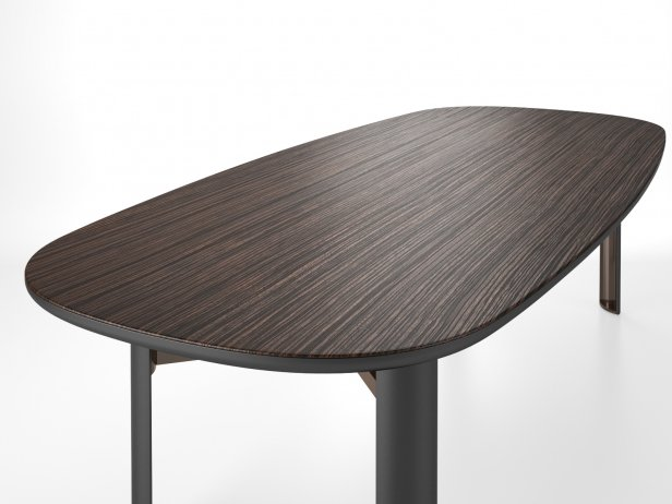 Dan Oval Dining Table 6