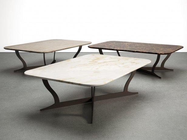 Richard Coffee Table Marble 90 & 120x80 2