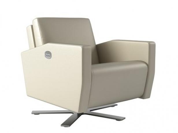 Lenis 3d modell intertime for Sessel 3d dwg