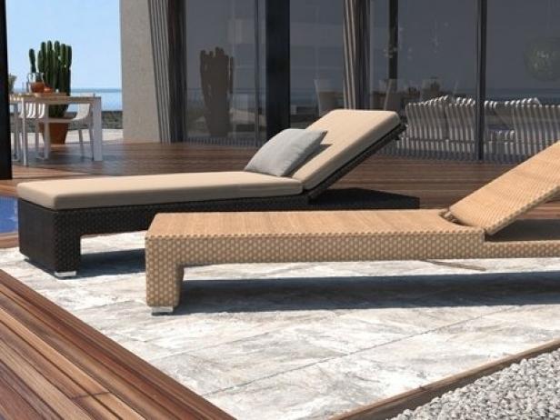 Lounge Beach Chair 1