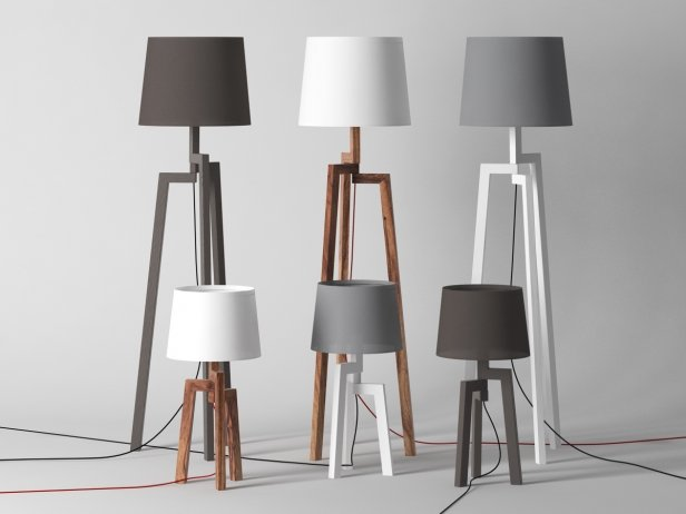 Stilt Floor & Table Lamps 2