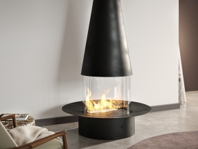 Filiofocus Central Gas Fireplace
