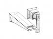 Cube Countertop Vessel 50 Set 15