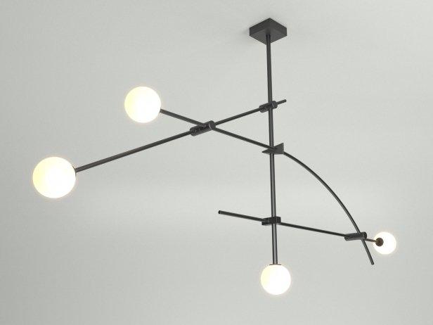 Tempo 6 Pendant Lamp 3