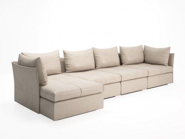 DS-19 Corner Sofa 5