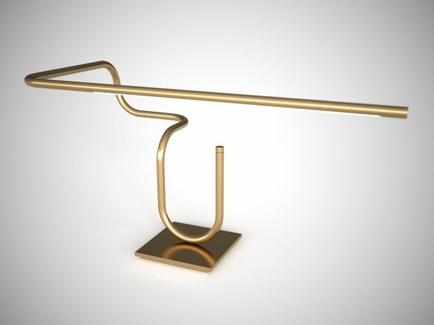 Tube Desk Lamp 1