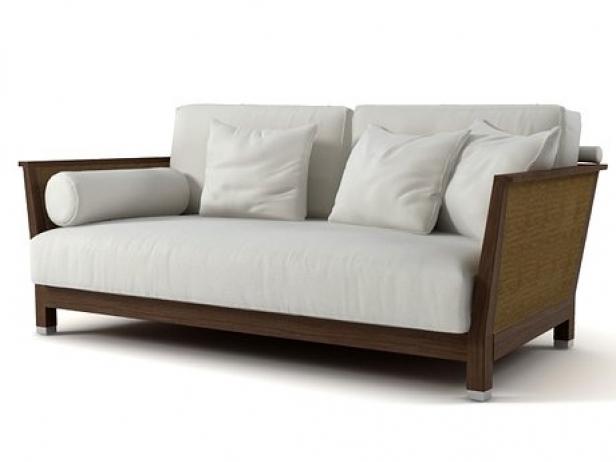 Zanzibar sofa mod le 3d flexform for Canape zanzibar