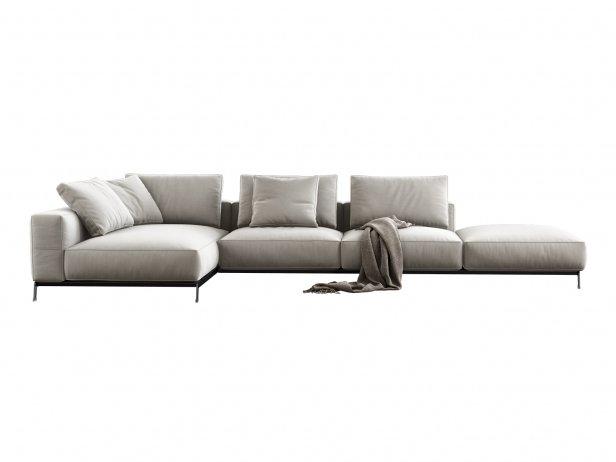 Ettore Modular Sofa 3