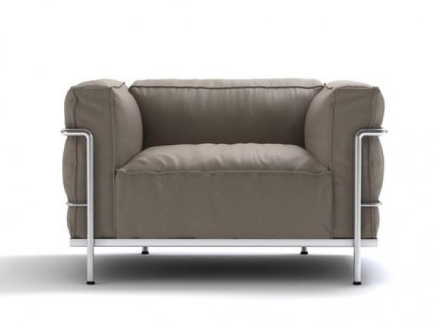 LC3 Armchair 3