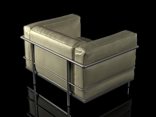 LC3 Armchair 4