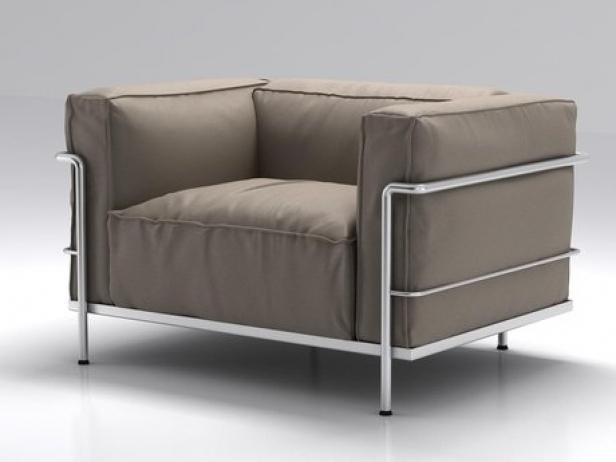 LC3 Armchair 1