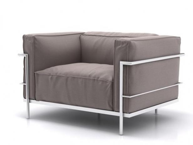 LC3 Armchair 2