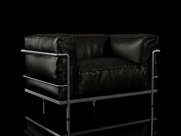 LC3 Armchair 6