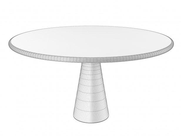 Mangiarotti M Dining Table 5