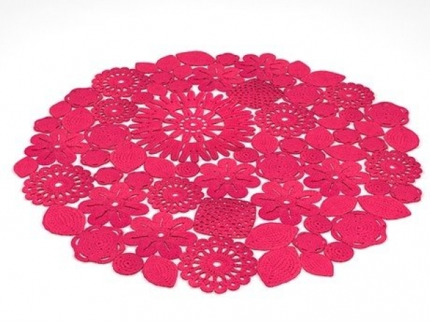 Crochet Round 7