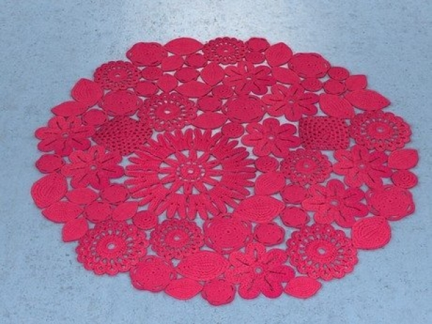 Crochet Round 8